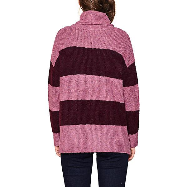 Edc rot By Pullover Rosa Esprit QtdohrCxBs
