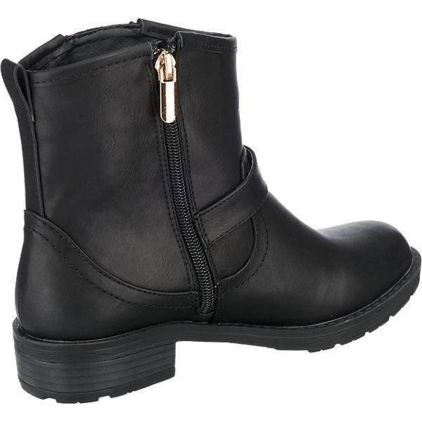 H.I.S., H.I.S. Stiefeletten, schwarz schwarz Stiefeletten,   095f32