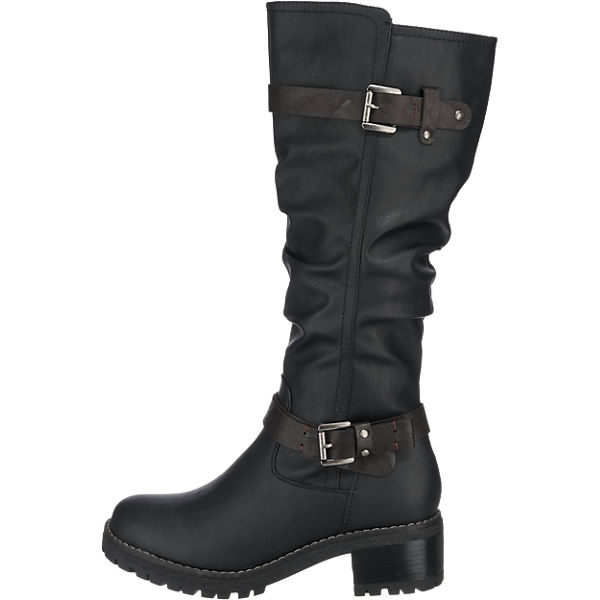 H.I.S., H.I.S. Stiefel, schwarz schwarz Stiefel,   ad3935
