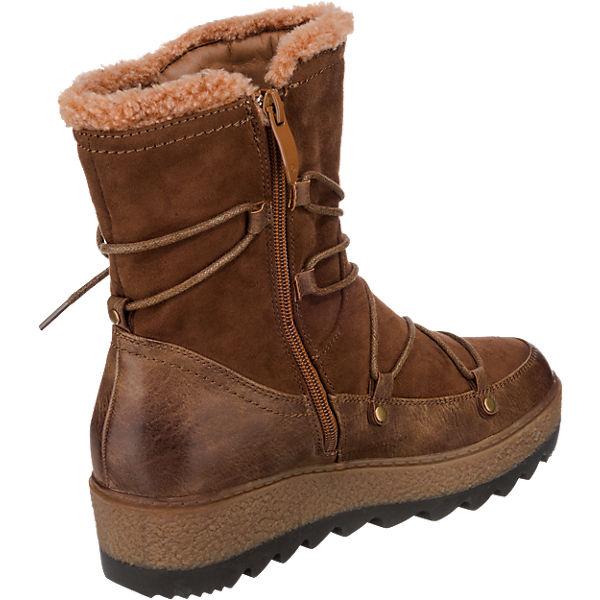 H.I.S., H.I.S. Gute Stiefel, braun  Gute H.I.S. Qualität beliebte Schuhe b3d5a2
