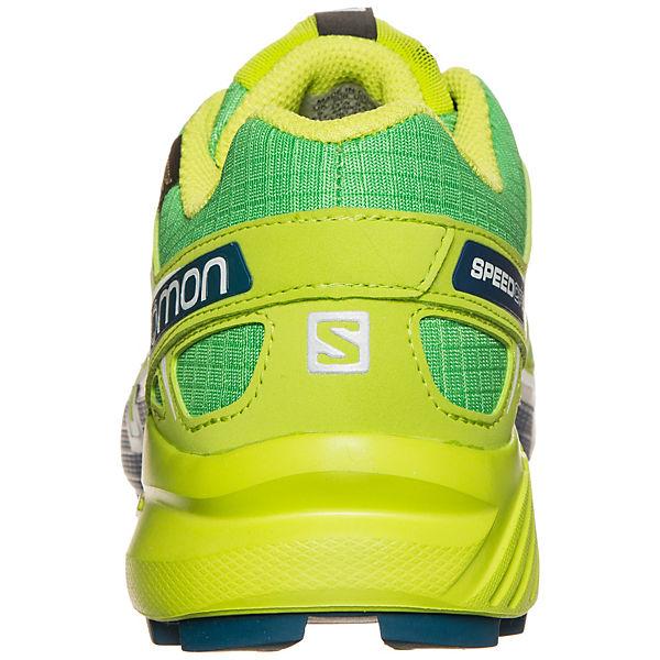 Salomon Trail Salomon Speedcross 4 GTX Trail Salomon Laufschuh grün  Gute Qualität beliebte Schuhe cfa80e