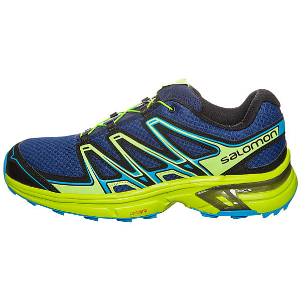 Salomon 2 kombi Wings Salomon Flyte Laufschuh blau Trail rxratBR