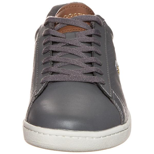 Sneaker LACOSTE Evo LACOSTE grau Carnaby q6B8wBF