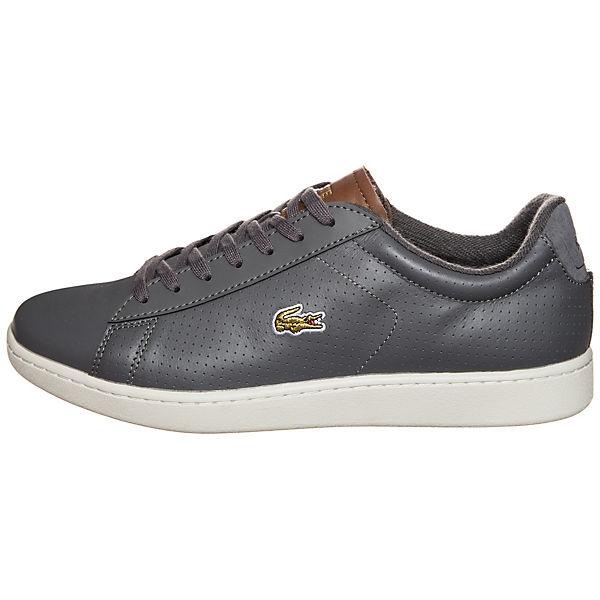 grau Carnaby LACOSTE Sneaker LACOSTE Evo gnI5zZ1