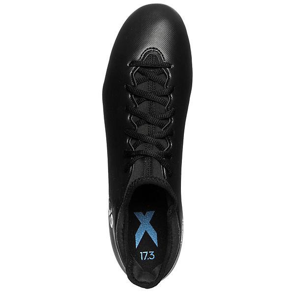 Performance adidas 17 FG schwarz X adidas Performance 3 Fußballschuh wfEnfaTq
