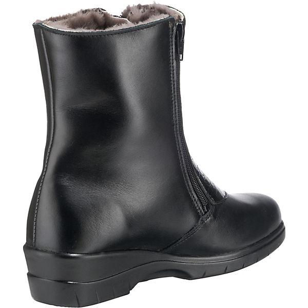 Franken-Schuhe, Winterstiefeletten, schwarz Schuhe  Gute Qualität beliebte Schuhe schwarz cad5f0