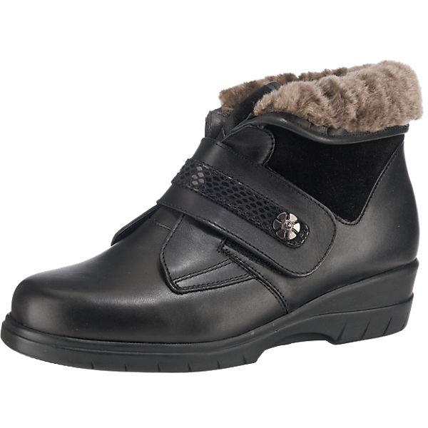 Franken-Schuhe Franken-Schuhe Stiefeletten schwarz