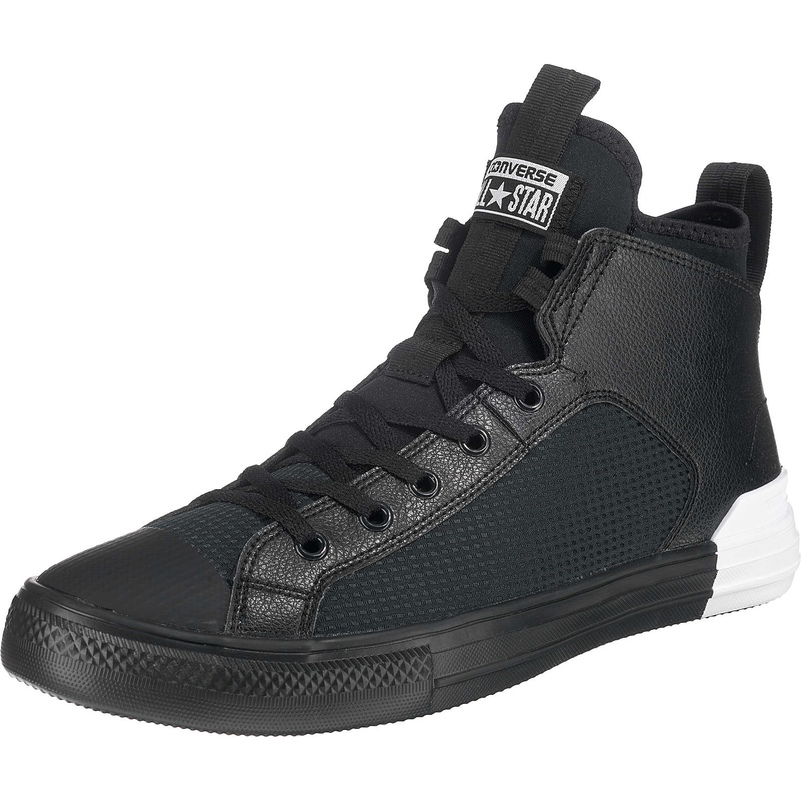 CONVERSE Chuck Taylor All Star Ultra Mid Sneakers schwarz-kombi Herren Gr. 45