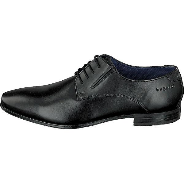 bugatti bugatti Business Schuhe schwarz