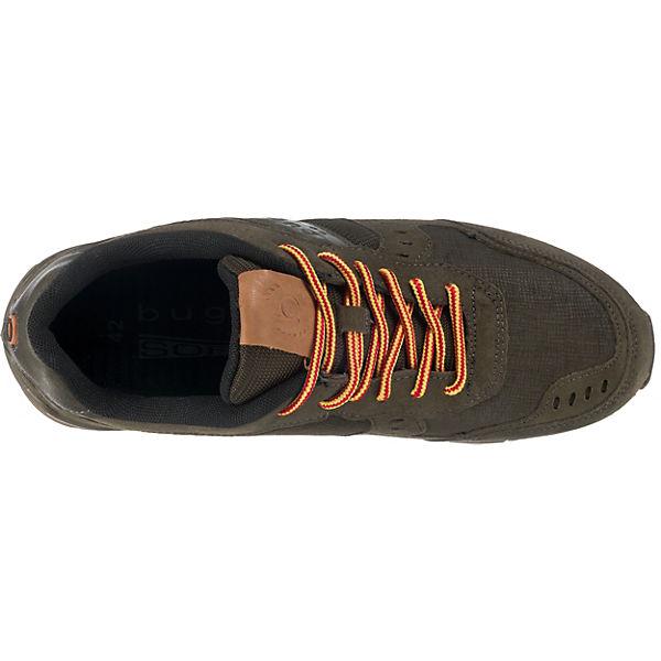 Sneakers bugatti bugatti bugatti dunkelgrün bugatti bugatti bugatti dunkelgrün Sneakers Sneakers dunkelgrün bugatti qfHnqU1