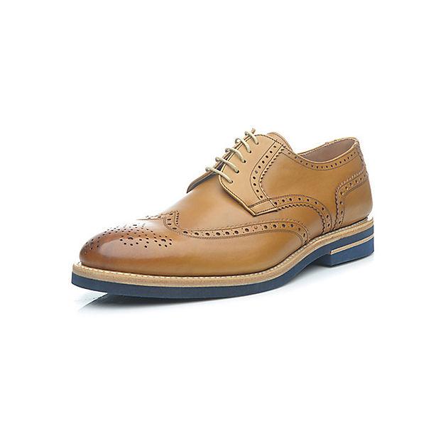 SHOEPASSION SHOEPASSION No. 316 Freizeit Schuhe cognac