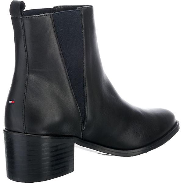 TOMMY HILFIGER TOMMY TOMMY TOMMY HILFIGER Zoe Stiefeletten schwarz  Gute Qualität beliebte Schuhe 85778c