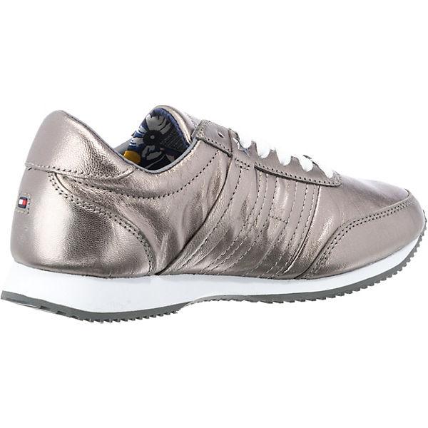 TOMMY HILFIGER, TOMMY HILFIGER Phoenix Sneakers, silber Schuhe  Gute Qualität beliebte Schuhe silber 4aa40b