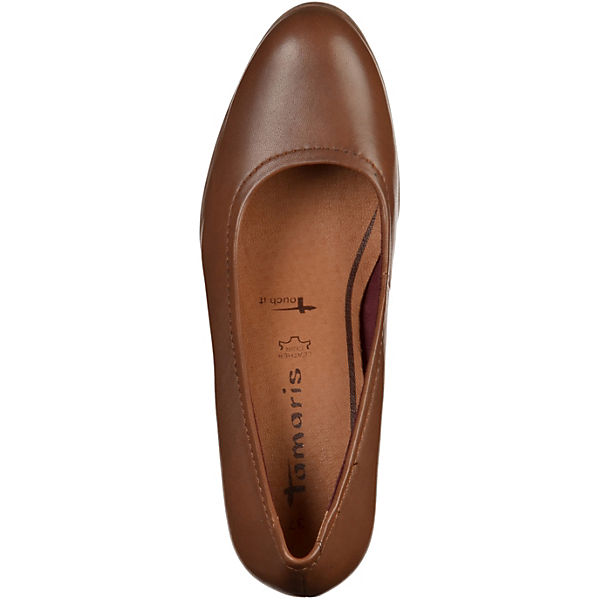 Tamaris, Tamaris Pumps, cognac beliebte  Gute Qualität beliebte cognac Schuhe cd5be0