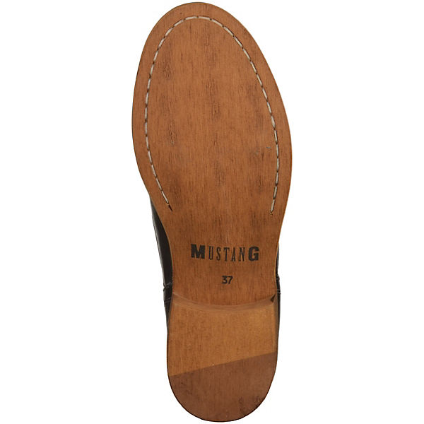 MUSTANG MUSTANG Stiefeletten anthrazit anthrazit MUSTANG Stiefeletten MUSTANG MUSTANG BOrwdAOq
