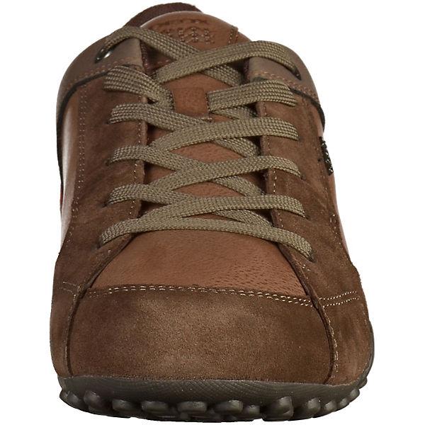 GEOX GEOX Freizeit Schuhe braun