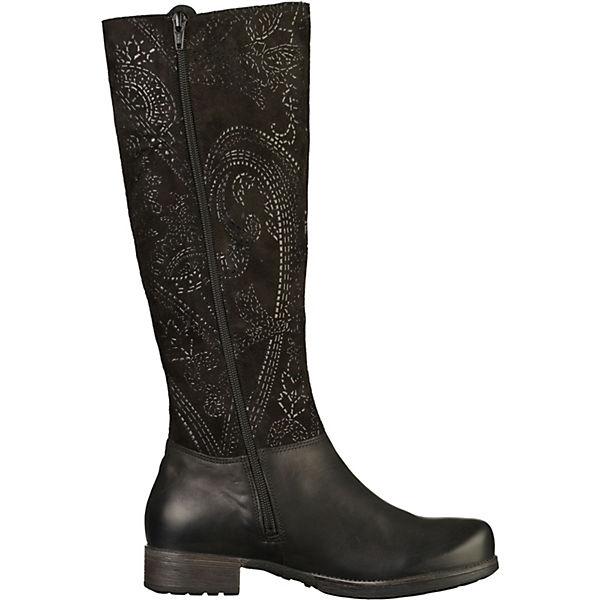 Think!, Kaltfutter, Think! Stiefel Kaltfutter, Think!, schwarz  Gute Qualität beliebte Schuhe 8d0a19