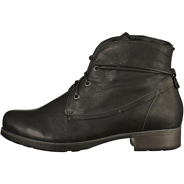 Think! Think! Stiefeletten schwarz  Gute Qualität beliebte Schuhe
