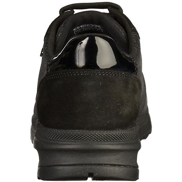 GEOX GEOX Sneakers schwarz