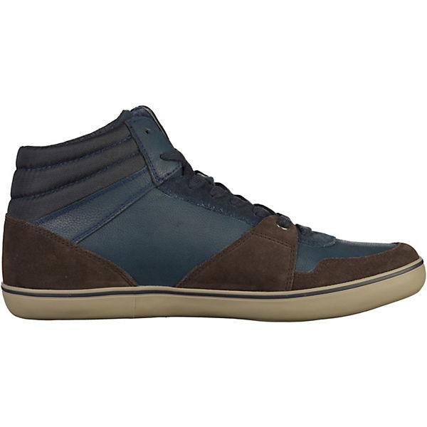 GEOX Gute GEOX Sneakers blau-kombi  Gute GEOX Qualität beliebte Schuhe 8121f2