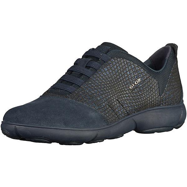 GEOX GEOX Sneakers dunkelblau