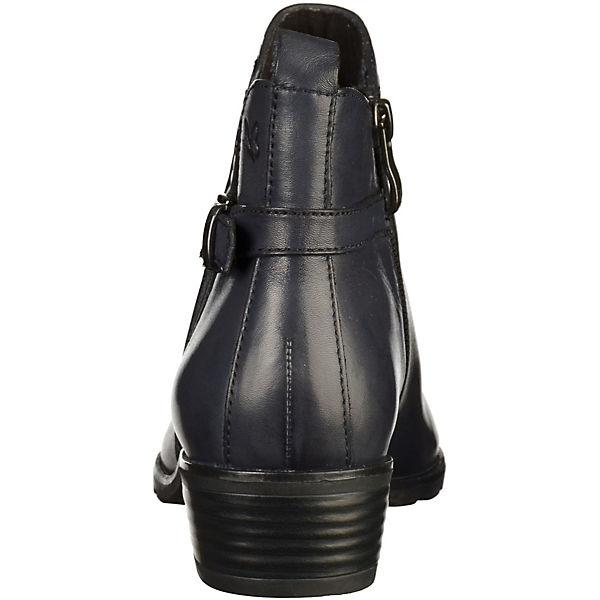 CAPRICE, Qualität CAPRICE Stiefeletten, dunkelblau  Gute Qualität CAPRICE, beliebte Schuhe 48ffb4
