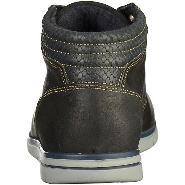 MUSTANG MUSTANG Stiefeletten anthrazit  Gute Qualität beliebte Schuhe