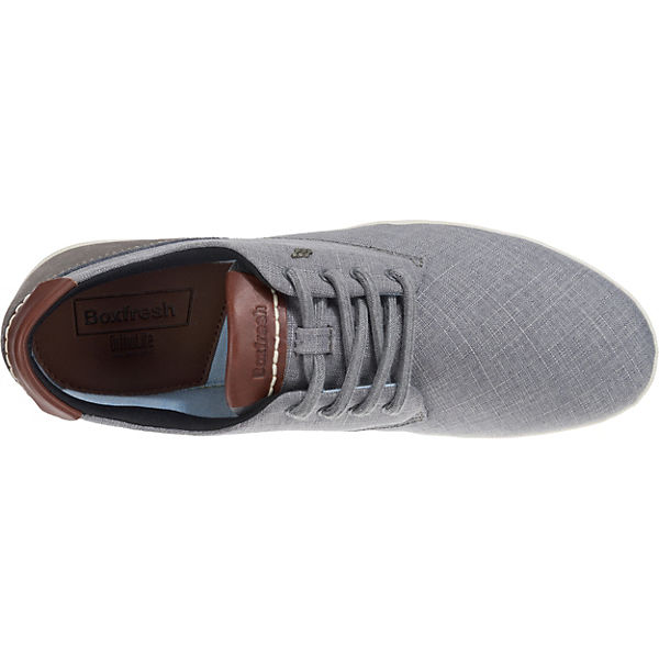 Boxfresh® HENNING Boxfresh® Sneakers grau Low HENNING xYTwdgx