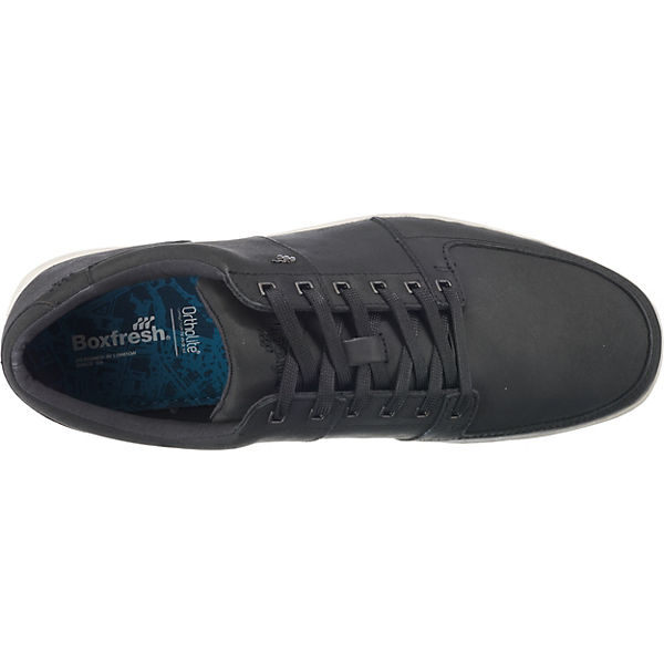 Boxfresh® Spencer Sneakers Low Schwarz 0XC3rDM8