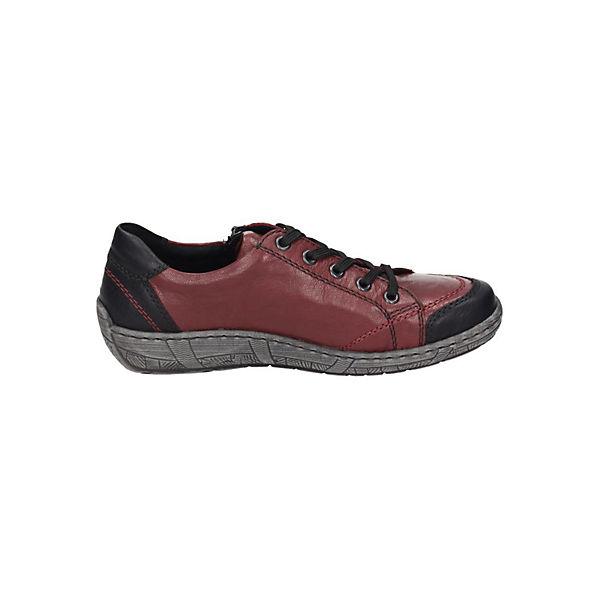 remonte, Gute remonte Sneakers, rot  Gute remonte, Qualität beliebte Schuhe 037be9