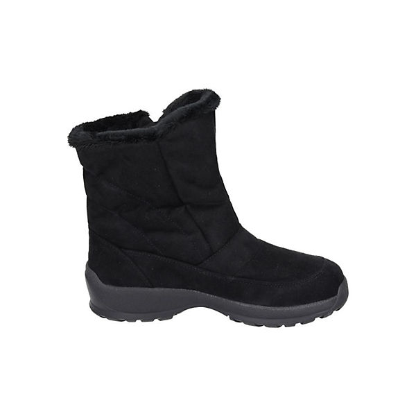 Polar-Tex, Polar-Tex Gute Stiefeletten, schwarz  Gute Polar-Tex Qualität beliebte Schuhe 43627a