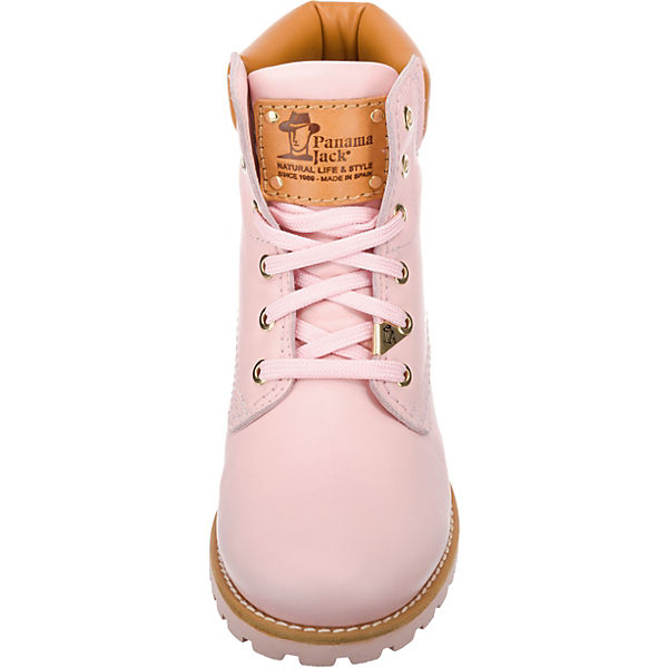 PANAMA JACK PANAMA PANAMA PANAMA JACK Panama 03 Travelling B3 Stiefeletten rosa  Gute Qualität beliebte Schuhe 0e905f