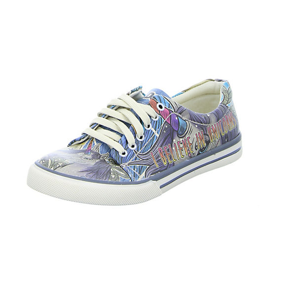 Dogo Shoes Sneakers believe in unicorns