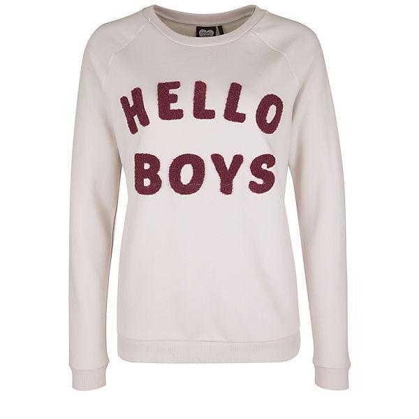 CATWALK Sweatshirt Hello JUNKIE Boys offwhite ZZwqUS