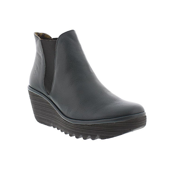 FLY LONDON Stiefeletten Kaltfutter Yoss mousse