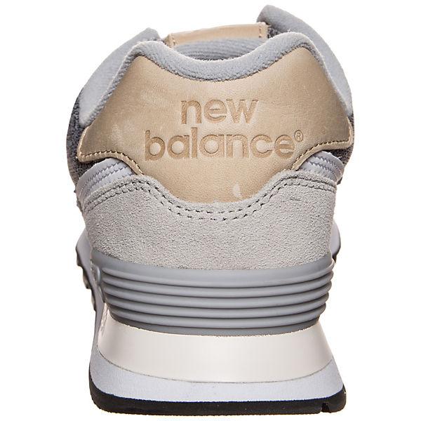 new balance, New Balance ML574-VAH-D Sneakers, grau