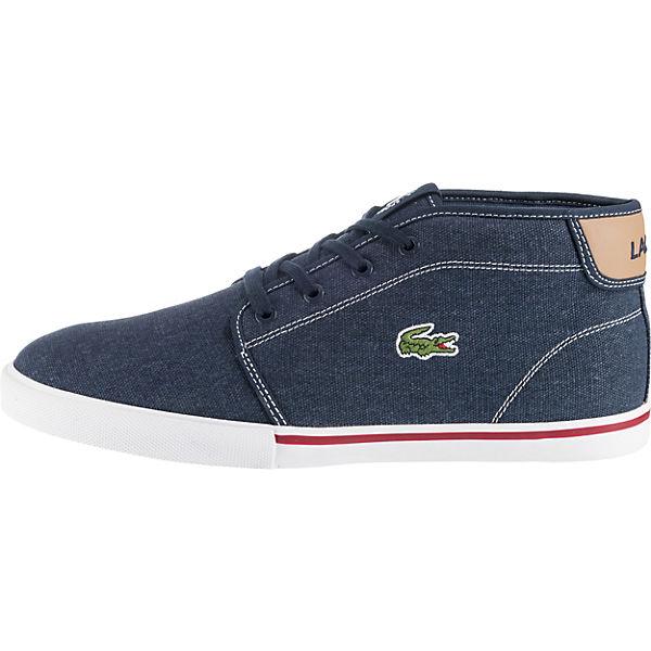 kombi 118 1 Ampthill Cam LACOSTE Sneakers LACOSTE blau w0C77T