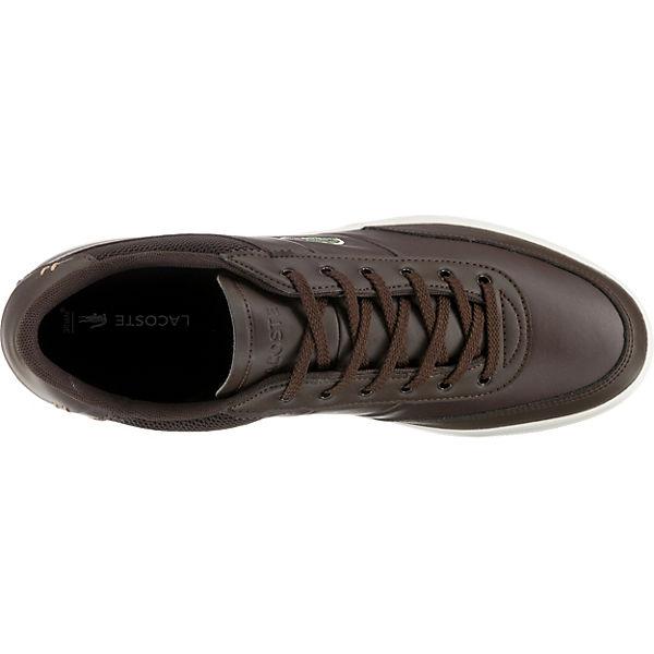 LACOSTE, LACOSTE Chaymon 118 118 118 2 Cam Sneakers, braun-kombi  Gute Qualität beliebte Schuhe d8cdc3