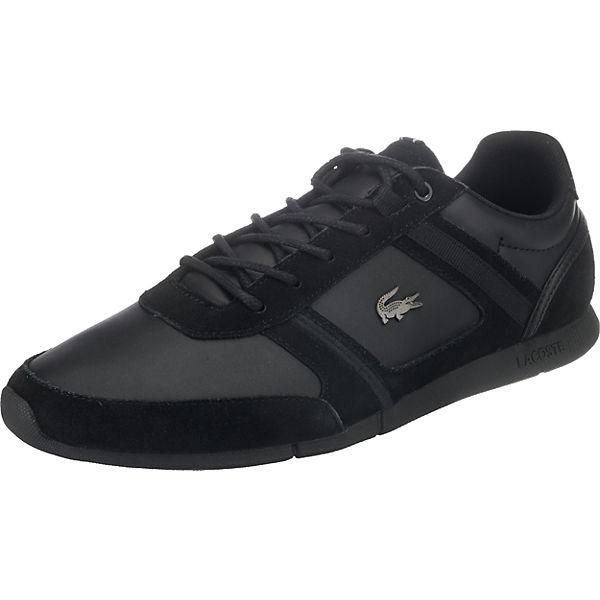 LACOSTE LACOSTE Menerva 118 1 Cam Sneakers schwarz