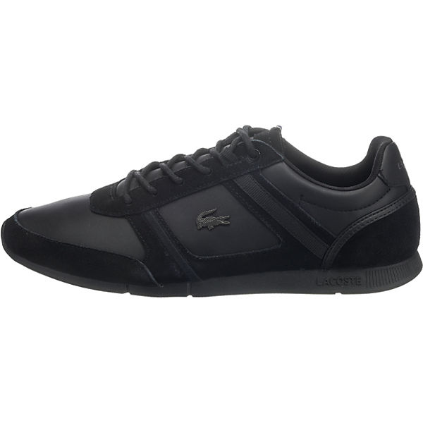 LACOSTE, LACOSTE Menerva Menerva Menerva 118 1 Cam Sneakers, schwarz  Gute Qualität beliebte Schuhe 14780e