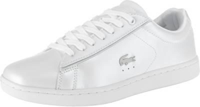 Lacoste »Graduate 118 1 SPW« Sneaker, weiß, 36 36