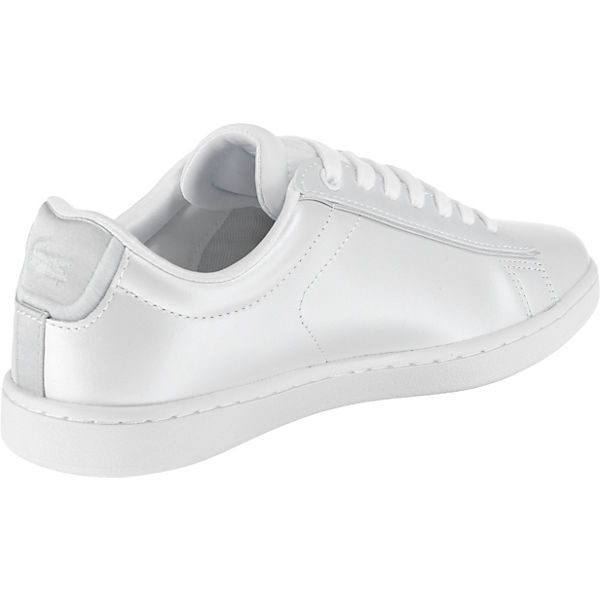 weiß 118 Carnaby LACOSTE Evo LACOSTE Sneakers 6 Spw qvtw78