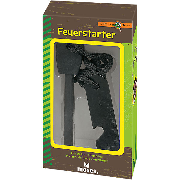 Expedition Natur Feuerstarter