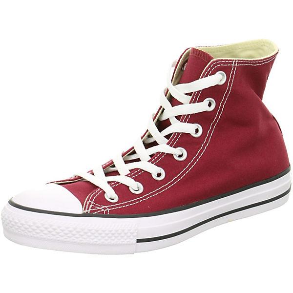 Schuhe Schnürschuhe Freizeit CONVERSE CONVERSE rot AxqFUvEnS