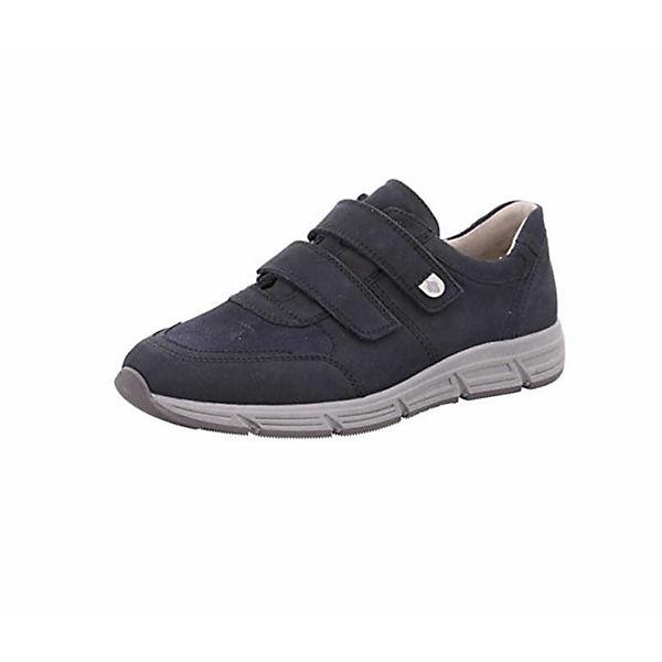 WALDLÄUFER Halbschuhe Freizeit Schuhe schwarz WALDLÄUFER aqar8