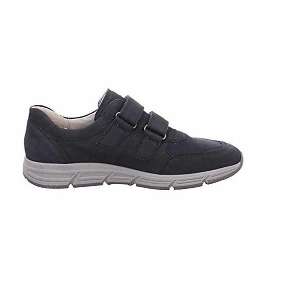 WALDLÄUFER WALDLÄUFER Freizeit Schuhe Halbschuhe schwarz