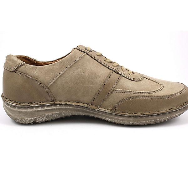 Josef Seibel Josef Seibel Freizeit Schuhe Schnürschuhe beige