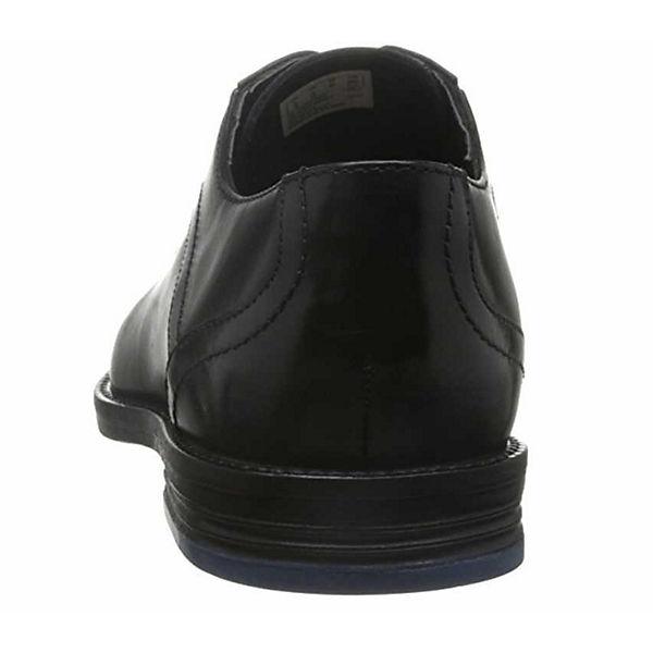 Clarks, Clarks Freizeit Schuhe Schnürschuhe, schwarz  Gute Qualität beliebte Schuhe