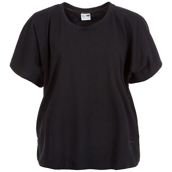 PUMA T-Shirt Evo Seasonal schwarz