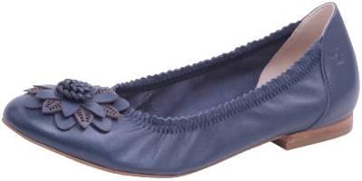 Caprice Damen Ballerinas Slipper Silber Größe 39 D3jW1